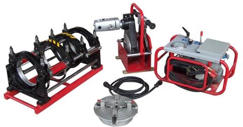 Butt fusion welding machine sale uae